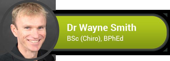 Chiropractor - Dr Wayne