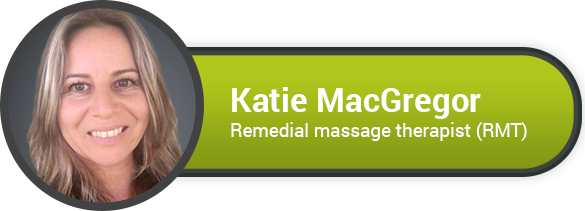 Massage Therapist - Katie MacGregor