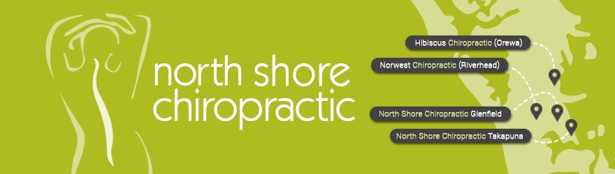 North Shore Chiropractic Map