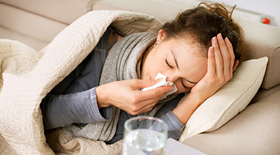 Is it really the germs? The REAL reason why we get sick