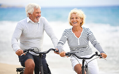 Baby Boomers Urged To Straighten Up And Stay Active For A Longer, Healthier Life